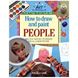 How to Draw and Paint People, Angela Gair, 1555217176