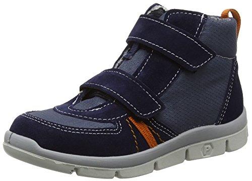 Ricosta Manny, Zapatillas Altas para Niños Blue (Nautic/See 175)