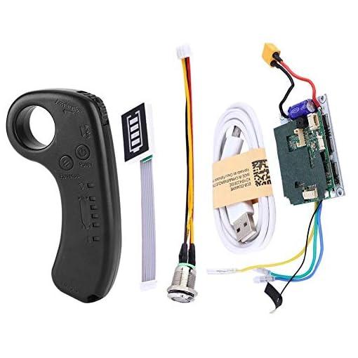 Contrôleur de Planche à roulettes – ESC Longboard Single Drive for Skateboard électrique avec télécommande