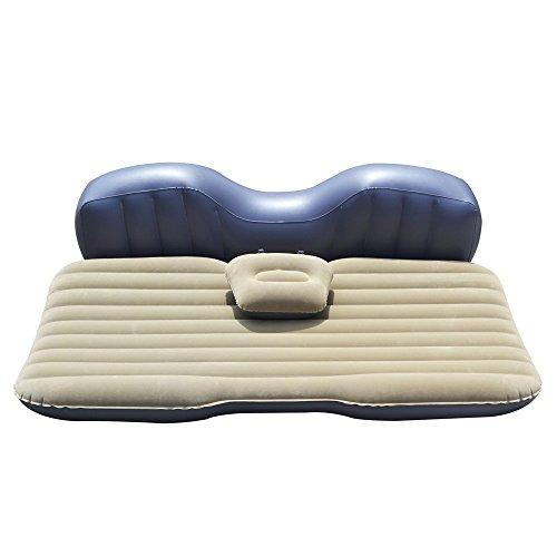 3 Trees Inflatable Air Mattress Bed, Khaki