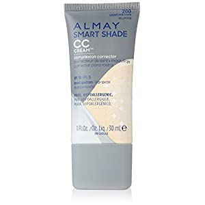 Almay Smart Shade CC Cream, Light/Medium