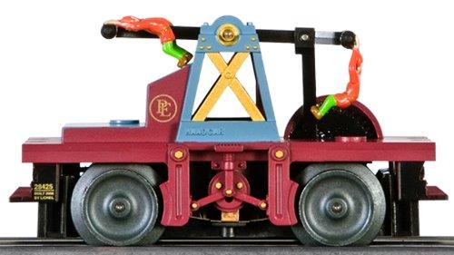 Lionel Polar Express Elf Hand Car