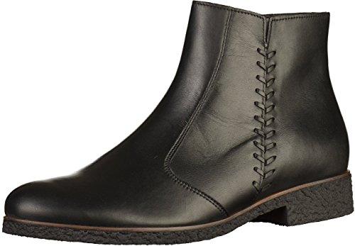 Gabor71.670.27 - botas estilo motero Mujer schwarz (cognac)