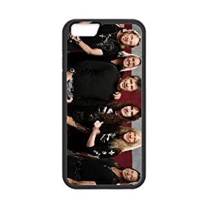 iPhone 6 Plus 5.5 Inch Cell Phone Case Covers Black Iron Maiden Tyol