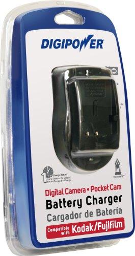 DigiPower QC-500KF Kodak/Fuji Camera Battery Charger (Black)