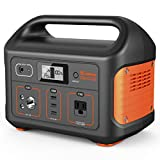 Jackery Portable Power Station Explorer 500 - 518Wh Outdoor Mobile Lithium Battery Pack with 110V 500W AC Outlet - Solar-Ready Generator (Solar Panel Optional) RV Battery CPAP Power Outage Emergency Kit