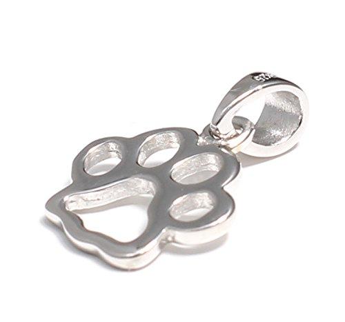 Tatzen Anh/änger aus 925 Sterling Silber