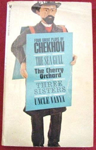 """Four Great Plays by Chekov (The Sea Gull, The Cherry Orchard, Three Sisters, Uncle Vanya)"" av Constance Garnett Chekov"