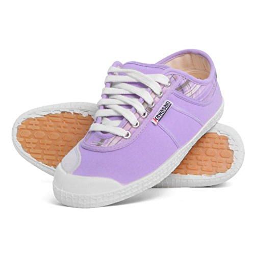 unisex DEV19 lilla tela scarpe Kawasaki qEpH0p