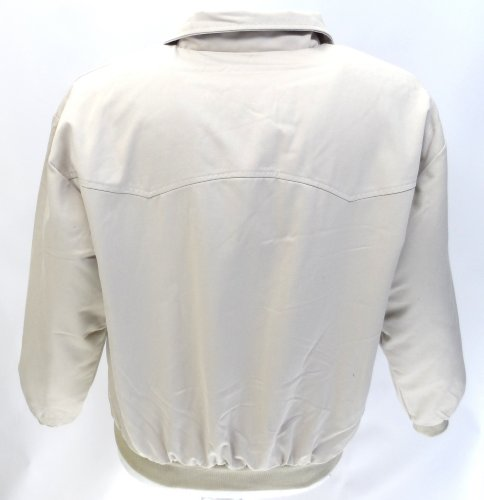 BEIGE CLASSIC HARRINGTON JACKET MOD SCOOTER STEVE McQUEEN STYLE  by RELCO