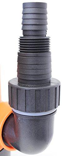 Schmutzwassertauchpumpe-Schmutzwasserpumpe-Tauchpumpe-400W-7500lh-Brunnenpumpe