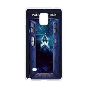 Stars Trek Cell Phone Case for Samsung Galaxy Note4