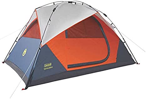 coleman instant dome 5 person tent review