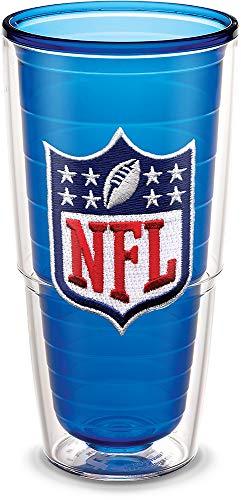 Tervis NFL Logo Shield Emblem Individual Tumbler, 24 oz, Sapphire
