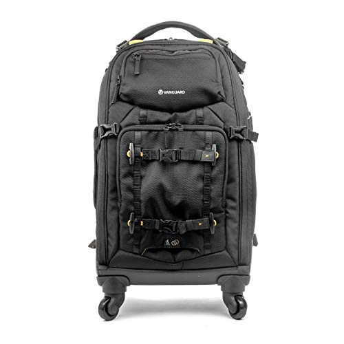 VANGUARD ALTA Fly 58T DSLR Camera Backpack, 4 Wheel Spinner/Trolley (Renewed)