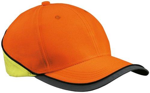 Myrtle Beach Neon-Reflex - Gorra Naranja Neon Orange/Neon Yellow ...