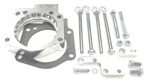 Helix Throttle Body Spacer - Street and Performance Electronics 47055 Helix Power Tower Plus Throttle Body Spacer 1999-2004 Toyota Sequoia/Tundra 4.7L