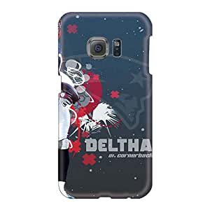 Samsung Galaxy S6 GUX9034rECs Provide Private Custom Beautiful New England Patriots Series Excellent Hard Cell-phone Cases -KimberleyBoyes