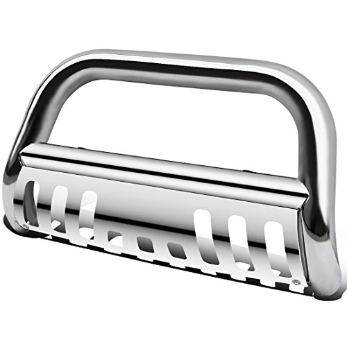 AUTOSAVER88 Bull Bar for 2002-2006 Chevy Avalanche 1500/1999-2007 Chevy Silverado 1500/2000-2006 Chevy Suburban 1500/2000-2006 Chevy Tahoe/1999-2007 GMC Sierra 1500 3