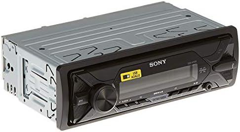 Sony DSX-A110U Car Stereo USB/AUX/FM, Black