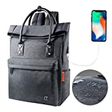 Best Laptop Cooler With Usb Ports - Anti Theft Backpack Laptop College Bookbags with USB Review
