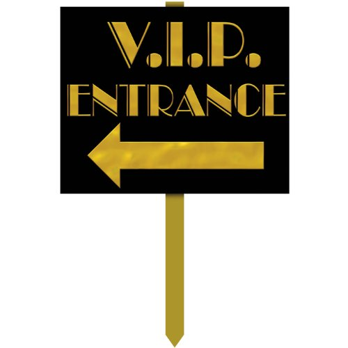 Entrance Yard Party Accessory count
