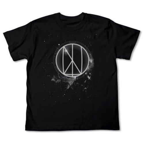 Space Runaway Ideon Gauge of IDE T-Shirt Black (L)