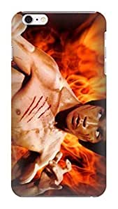 Durable Phone Protection Case/cover/Shield TPU New Style Popular Bruce Lee fashionable Designed for iphone 6 Plus