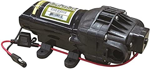 2.1gal Repl Pump 12v - Water Spots Chrome