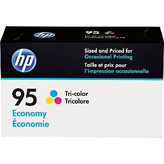 H470wf Printer Hp Mobile Officejet (HP 95 Tri-Color Economy Original Ink Cartridge (B3B23AN) for HP Deskjet 460 2575 C4150 C4180 6830 6840 9800 HP Officejet 100 150 6940 6988 H470 7210 7310 7410 J6480)