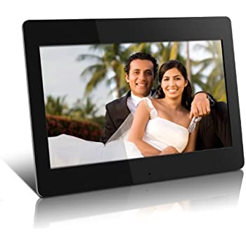high resolution 14 inch digital photo frame w512mb built in memory and remote 1366 x 768 admpf114f