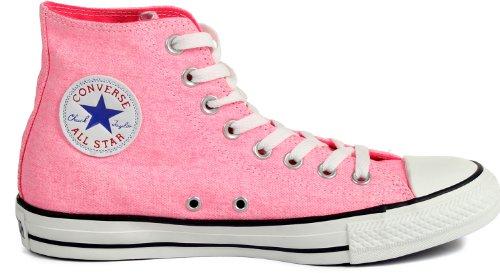 Neon Uk 40 Sneaker Donna Converse 5 Rosa 7 6qwtxF7f
