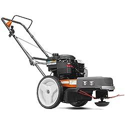 "Husqvarna 961730006 HU625HWT Hi-Wheel Trimmer Mower, 22""/163cc"