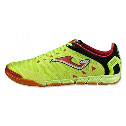 JOMA SUPER REGATE 311 PISO INDOOR YELLOW FLUOR-RED N. 40