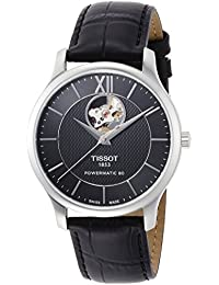Tradition Automatic Black Dial Mens Watch T0639071605800