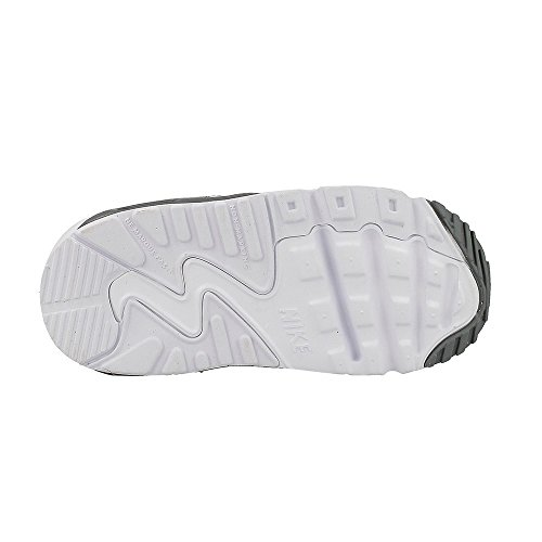 Nike - Air Max 90 Mesh TD - 833422016 - Farbe: Graphit-Weiß - Größe: 23.5