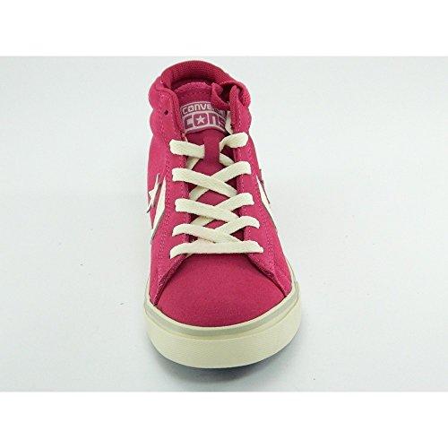 Converse - Zapatillas para niño Fuxia