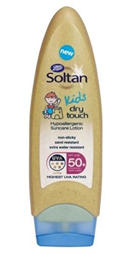 Soltan Kid Dry Touch Lotion SPF50+ 200ml by Soltan