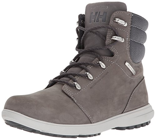 Helly Hansen A.s.t 2, Stivali da Escursionismo Uomo Grigio (Mid Grey/Ebony/Light)