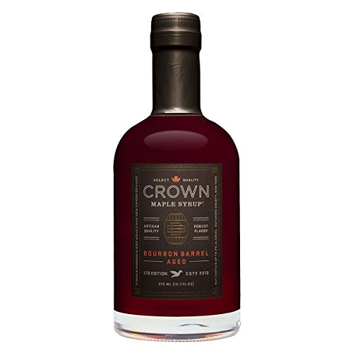Crown Maple Syrup Bourbon Barrell