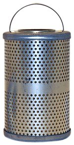 WIX Filters - 51857 Heavy Duty Cartridge Fuel Metal Canister, Pack of 1