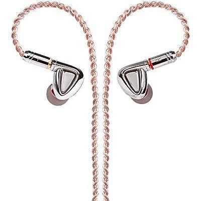 TINHiFi TIN Audio 10mm Planar-Diaphragm Driver in-Ear Earphones Hifi Earphone with Detachable MMCX Cable