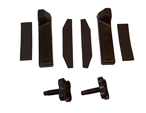 Cipa USA 10953 Custom Towing Mirror Hardware Replacement Hardware For PN[10950/10951/10952] Custom Towing Mirror Hardware