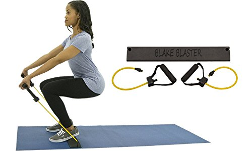 Blake Blaster - Revolutionary Squat Trainer and Portable Full Body Home Gym by Blake Blaster