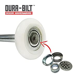 2. Dura-Bilt Nylon Garage Door Roller