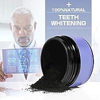 APRITECH® Carbón Activado Para kit Blanqueamiento Dental Polvo,blanqueador