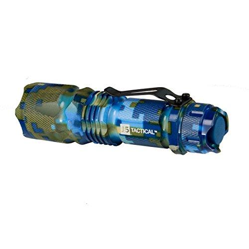 J5 Tactical V1-Pro Flashlight The Original 300 Lumen Ultra B