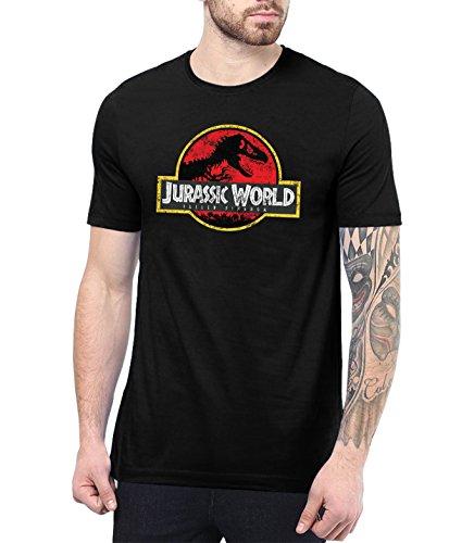 Decrum Mens Jurassic T Shirt | Light Distressed, 2XL]()