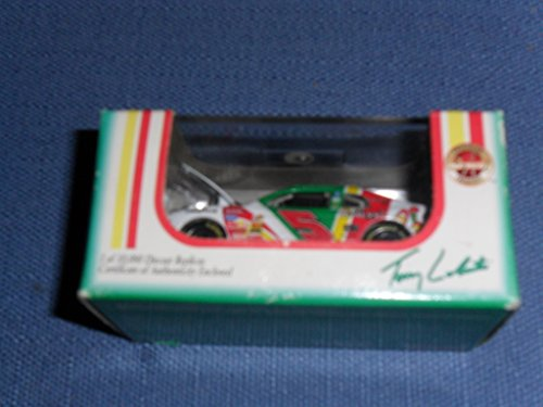 1998 NASCAR Revell Collection . . . Terry Labonte #5 Kellogg's Corn Flakes Chevy Monte Carlo 1/64 Diecast . . . Limited Edition 1 of 10,080 . . . Certificate of Authenticity Enclosed . . . Hood Opens ()