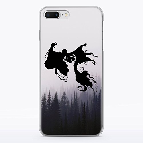 Harry Potter Dementor Deer Expecto Patronum iPhone 7 6s 6 8 Plus X 5 5s se 5se 4 4s case for i Phone Cell Apple 10 6plus 8s 8plus 7plus 6splus 7plus 7s Plus Cases Clear Silicone Cover MA1293